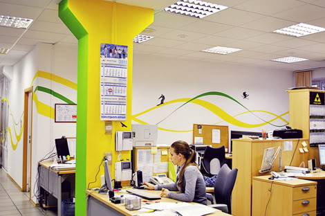 Гірсько-лижний офіс компанії Fischer