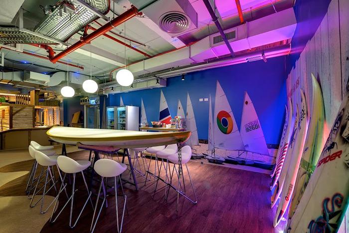 Офіс Google. Тель-Авів.. Фото 2