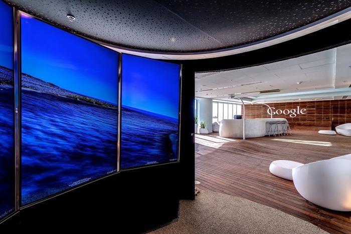Офіс Google. Тель-Авів.. Фото 3