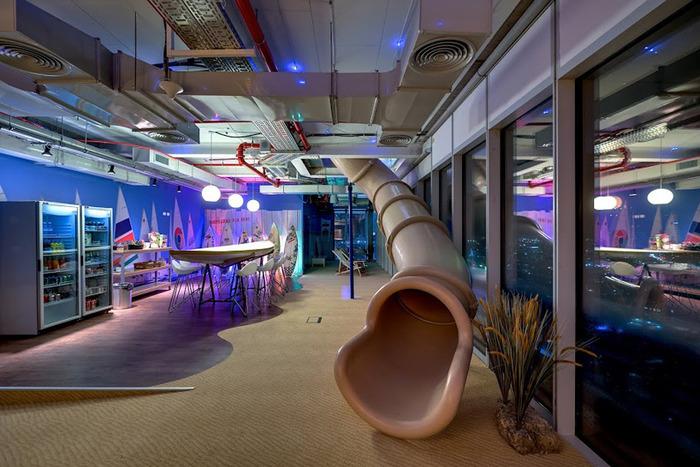 Офіс Google. Тель-Авів.. Фото 5