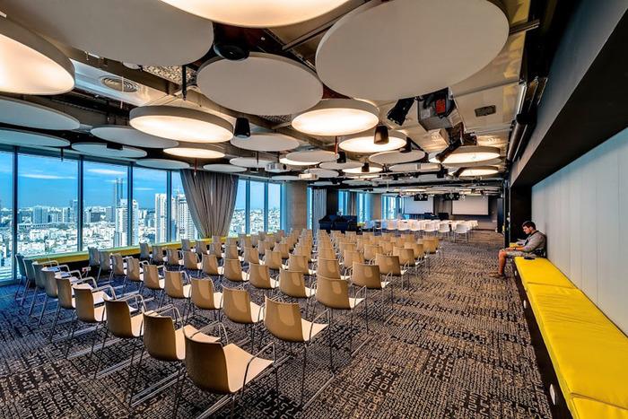 Офіс Google. Тель-Авів.. Фото 9