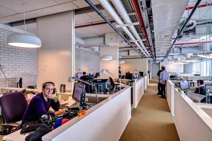 Офіс Google. Тель-Авів.. Фото 7