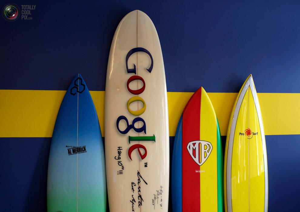 Офіс мрії: Робота в компанії Google
