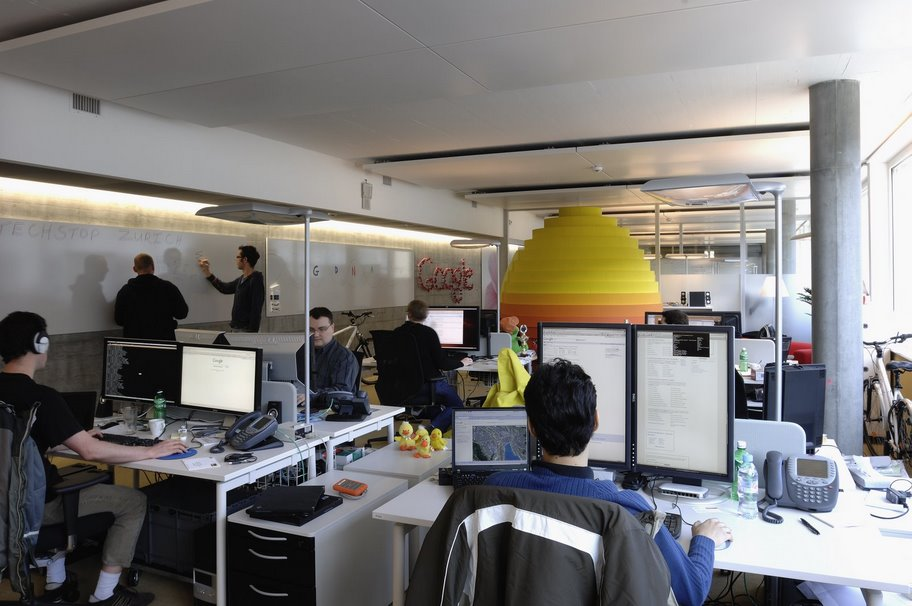 Офіс Google у Швейцарії