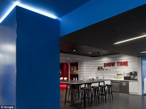 «L4» - нова лондонська штаб-квартира компанії Google