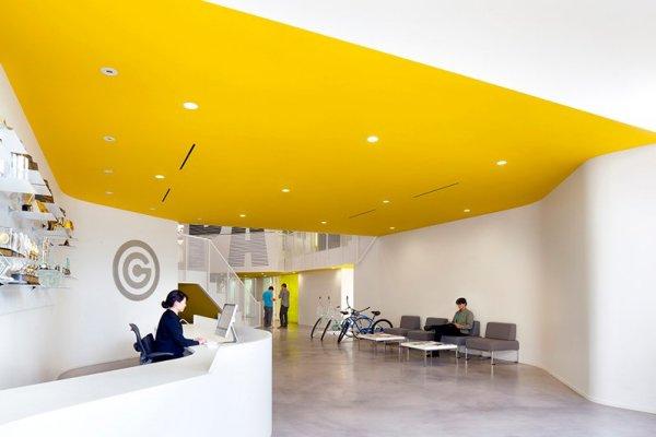Grupo Gallegos Office - креативний офіс в приміщенні колишнього кінотеатру.. Фото 2