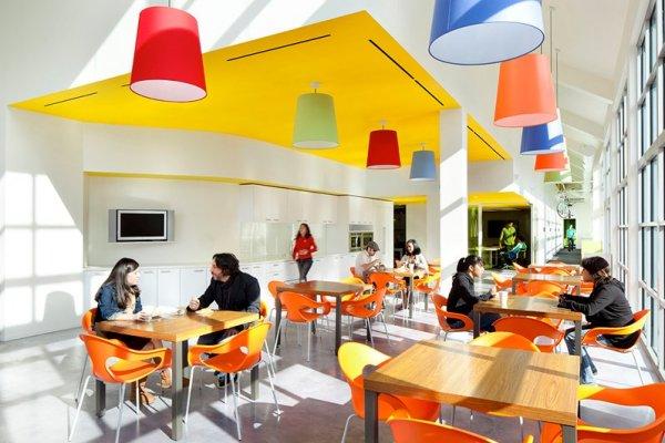 Grupo Gallegos Office - креативний офіс в приміщенні колишнього кінотеатру.. Фото 7