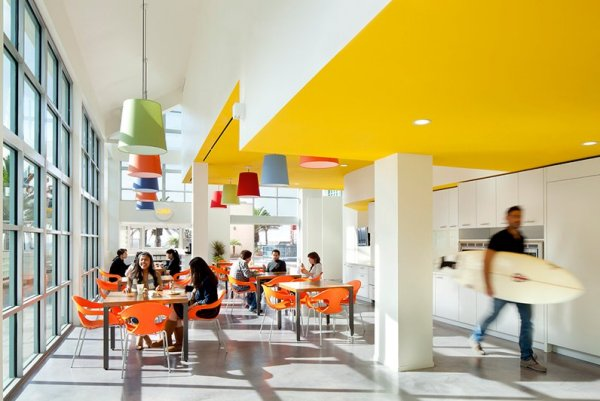Grupo Gallegos Office - креативний офіс в приміщенні колишнього кінотеатру.. Фото 8