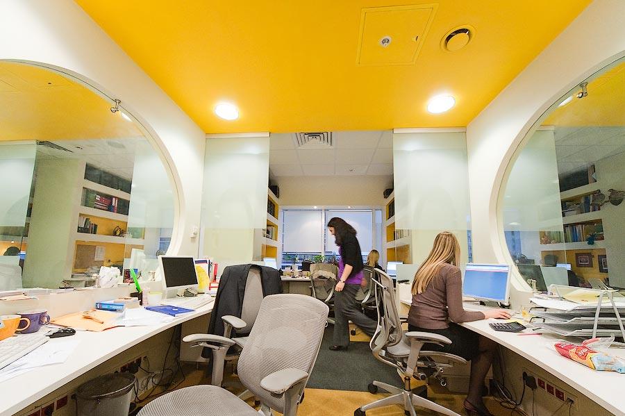 Незвичний офіс комнапії GSL Law & Consulting