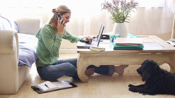 Чому Ви повинні працювати вдома?