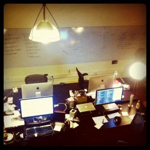 Офіс компанії Instagram