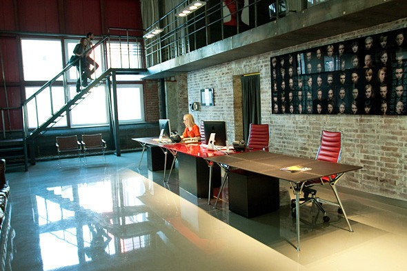 Офіси журналів і газет
