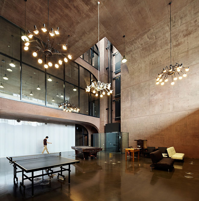 Центральний офіс IT-компанії Daum на острові Чеджу.. Фото 2