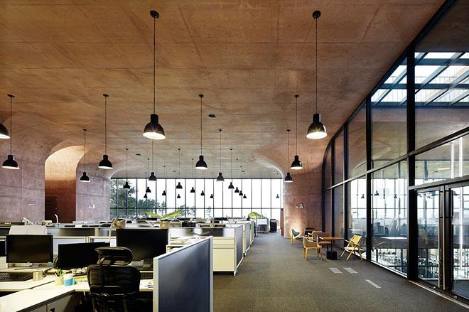 Центральний офіс IT-компанії Daum на острові Чеджу.. Фото 3