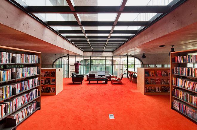 Центральний офіс IT-компанії Daum на острові Чеджу.. Фото 4