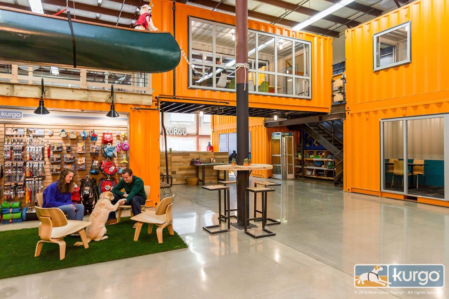 Kurgo - офіс в якому люблять собак. Фото 4