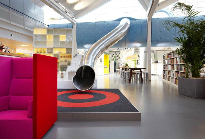 LEGO Office - новий офіс компанії в Данії