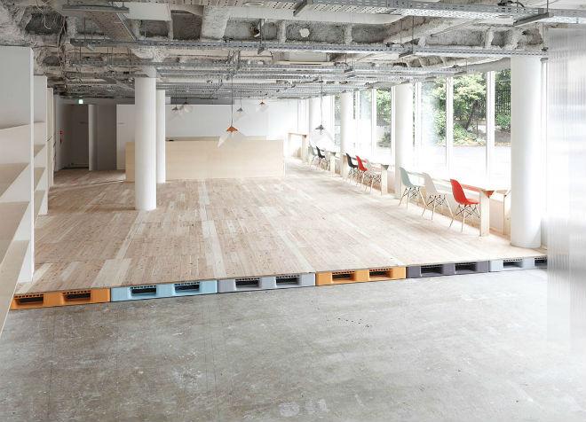 Офіс Mozilla Factory в Японії. Фото 4