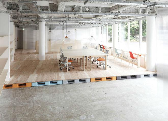 Офіс Mozilla Factory в Японії. Фото 5