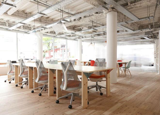 Офіс Mozilla Factory в Японії