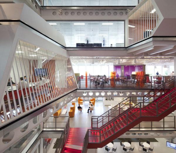 Лондонська штаб-квартира компанії Macquarie від американських архітекторів