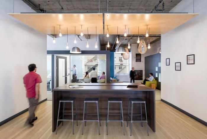 Всередині офісу Meltwater в Сан-Франциско. Фото 5