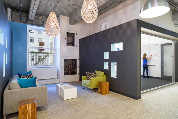 Всередині офісу Meltwater в Сан-Франциско