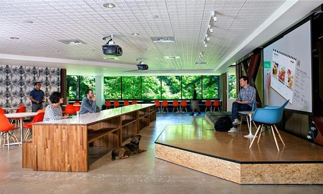 Офіс майбутнього за версією Microsoft. Фото 4