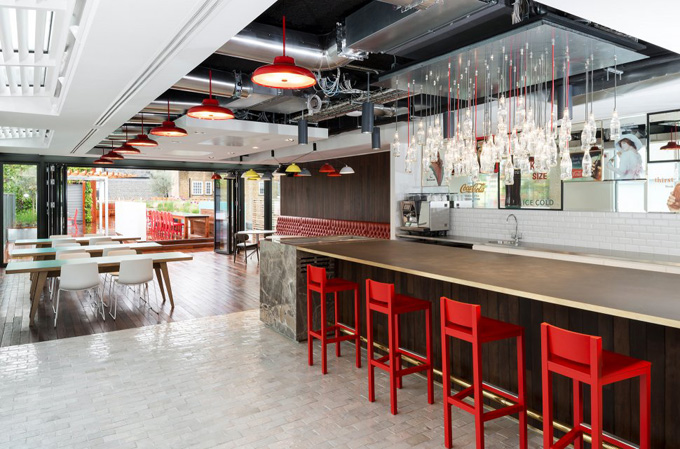 Офіс Coca-Cola в Лондоні