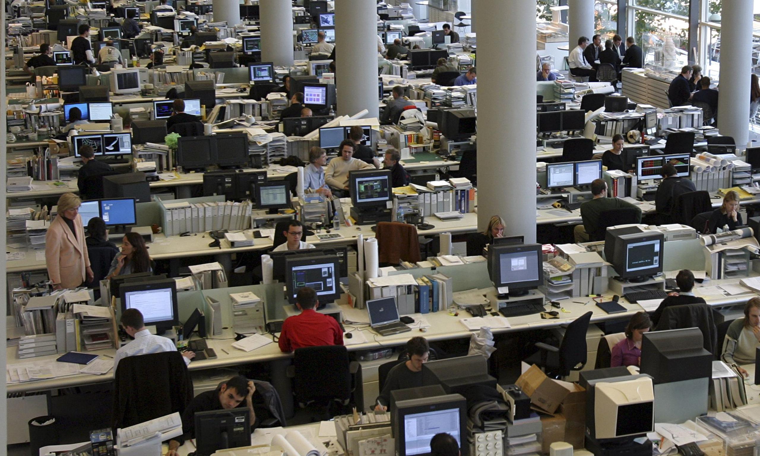 Open-space офіс: 7 рад для тих, кому складно в них працювати