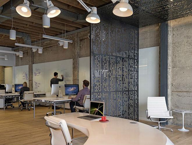 Штаб квартира Giant Pixel у Сан - Франциско