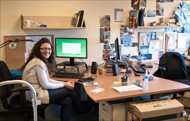 Офіс компанії Icq