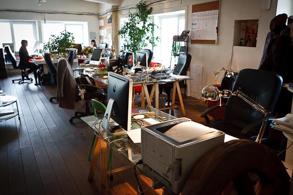 Офісний арт-центр «Лофт Проект»