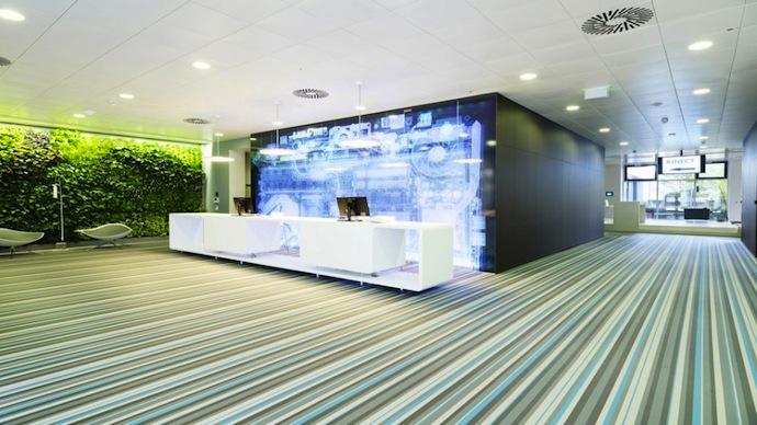 Новий офіс компанії Microsoft  у Відні