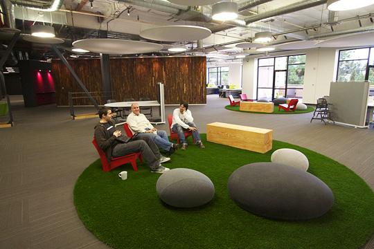 Офіс компанії Skype в Пало-Альто. Фото 3
