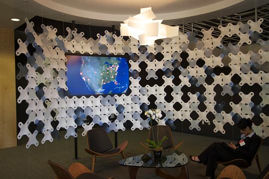 Офіс компанії Skype в Пало-Альто. Фото 6