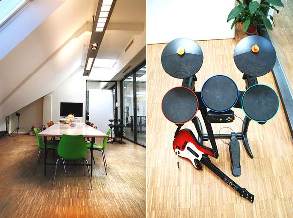 Офіс музичної компанії Soundcloud