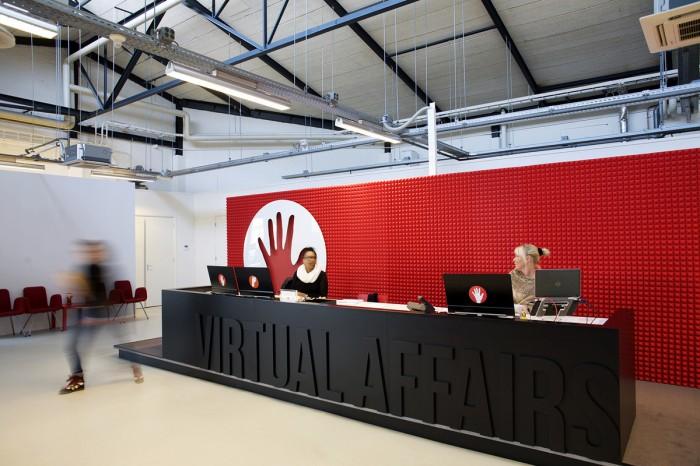 Відкритий офіс інтернет-агенства Virtual Affairs. Фото 1