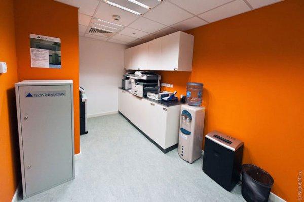 Незвичайний офіс Philips