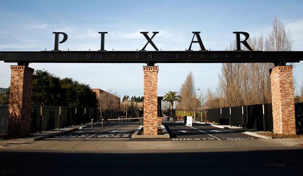 Pixar - мультиплікаційний офіс