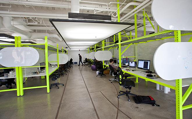Зелений офіс компанії з розробки програмного забезпечення в Колорадо. Фото 2