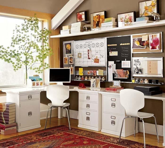 10 ідей для облаштування робочої зони
