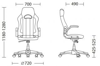 Характеристики: Геймерське крісло: FAVORIT