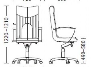 Характеристики: Крісло преміум: Felicia