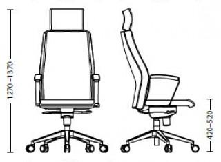 Характеристики: Крісло преміум: Success