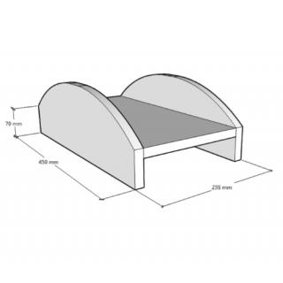 Характеристики: Стіл офісний: підставка під СБ. 2