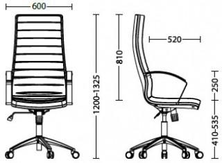 Характеристики: Крісло преміум: Iris