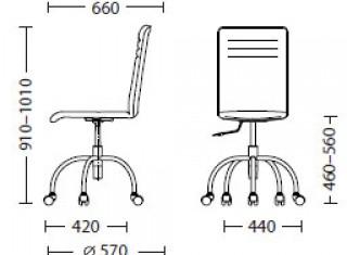Характеристики: Крісло дитяче: Roller